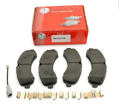 Braking Part Set Mitsubishi Colt Rear Delphi Brake Pads 1.1 1.3 1.5 Di-D 04