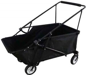 Impact Canopy Folding Utility Wagon, Collapsible, All Terrain,