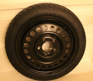 SPARE TIRE, GOODYEAR 15in, USED ONCE