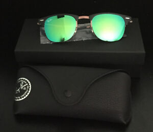 f415501614 Ray-Ban Tech RB8056 Clubmaster Light Ray 176 3R  BRAND NEW