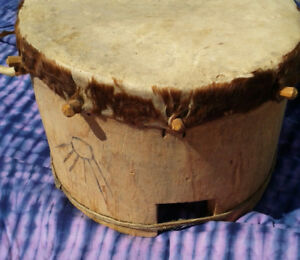 Traditional African Hand Drum
