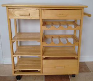 Kitchen / Dining Cart For Sale