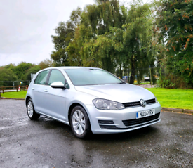 image for VW GOLF 1.6 TDI DSG AUTO £20 TAX Leon a3 a4 focus civic astra polo