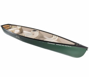 old town square stern canoe