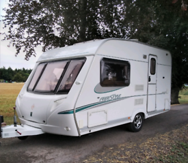 2007 Abbey Freestyle 2 berth 400 se great condition
