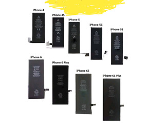 IPHONE AND SAMSUNG BATTERIES REPLACEMENT. Contact 7807428661