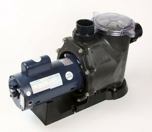 Advantage In-Ground Pool Pump QuietFlo Plus 2 HP 56 Frame NEW