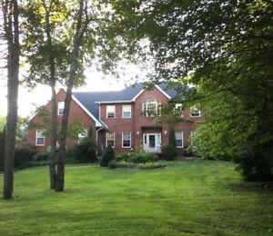 42 Wilson Lake Drive, Sackville  - Brick New England 2 Storey