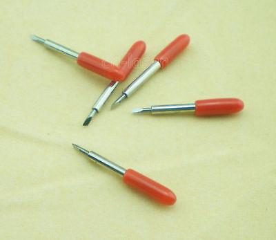 5pcs 45 Degree Cutting Plotter Blade Cemented Carbide For Roland Vinyl Cutter