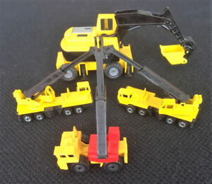 Construction Diecast Toys