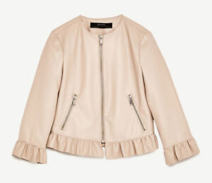 New Zara jacket SMALL/ nouvelle vest Zara PETIT