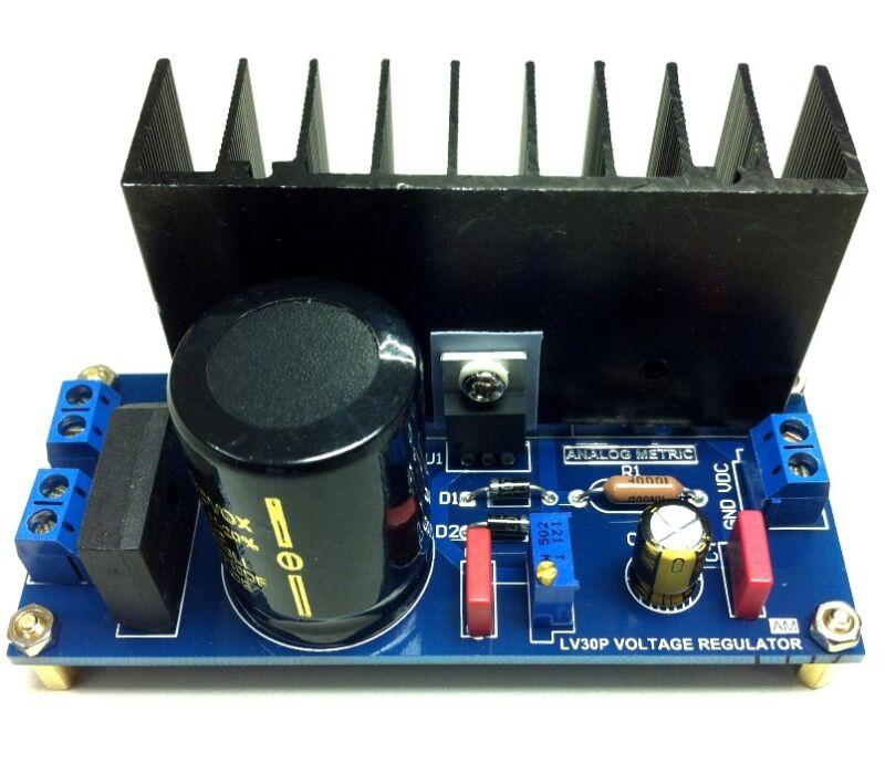 High Voltage Regulator : Variable voltage power supply ebay