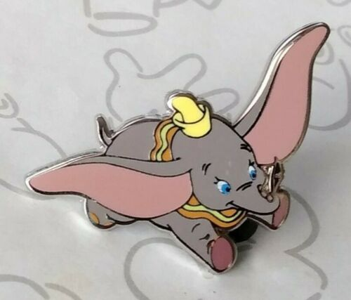 Dumbo Ink and Paint Mystery Set 2 Flying with Feather 2020 Disney Pin 141829