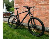 Cube aim 27.5 like Kona. Marin. Specialized. XC mountain bike. Rockshox. Super lightweight.