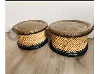 Traditional sitting mudha
