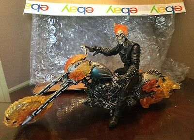 """Ghost Rider & Flame cycle 12""""  Ghostrider"""