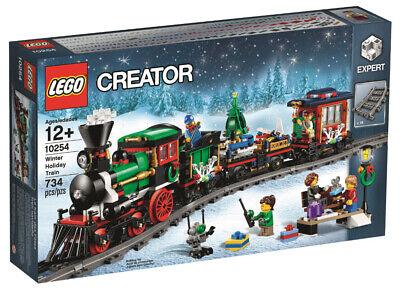 LEGO Creator 10254 Winter Holiday Train Christmas