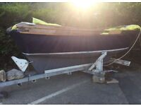 Project fishing boat!! Must go! Make me an offer!