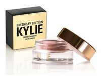 Birthday edition Kylie creme shadow new make up Christmas gifts