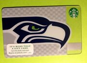 Seahawks Starbucks Card
