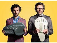 2 x FOTC Flight of the Conchords Tickets - London O2 Arena Tuesday 29th March 2018!