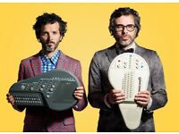 1 x FOTC Flight of the Conchords Ticket - London O2 Arena Tuesday 29th March 2018!