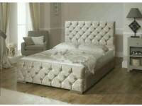 New diamond bed in all colours