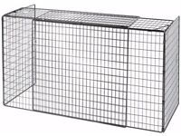 Extendable fire guard. Collection Froxfield.