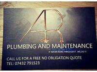 AR plumbing