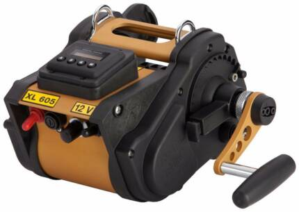 Kristal XL605DM Electric Reel Package Deal Acton Park Clarence Area Preview
