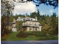 Bar/Waiting Staff (Full/Part Time) Required for 4 Star Country House Hotel situated in Royal Deeside