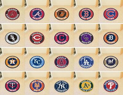 FANMATS MLB Roundel Mat Round Area Rug Choose Team