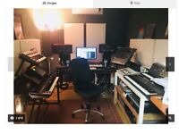 Professional Music Studio Sessions [Production / Tuition / Engineering]