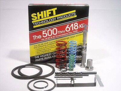 Trans Valve Body Shift Correction Kit A518 A618 46RE 47RE Dodge Jeep  S22167