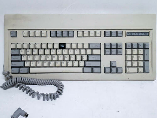 Vintage NEC APC-H412 Clicky Mechanical Keyboard