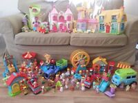 Mega Bundle 12 Sets Happyland Toys