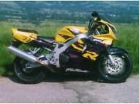 1997 Honda cbr 900 rr fireblade