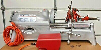 Ridgid 535 Pipe Threader Threading Machine.
