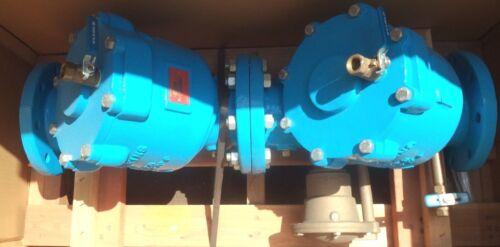 "Zurn® Wilkins 4""-rpz Principle Backflow Preventer Assembly, P/n 4-975l"