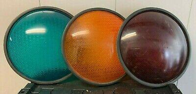 Used, Eagle Signal Traffic Light Lenses for sale  Philadelphia