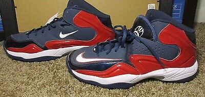 0ecbce794c1 NEW ~ Nike Zoom Merciless Pro Shark PF. 534773-413. Football Cleats. Size 16