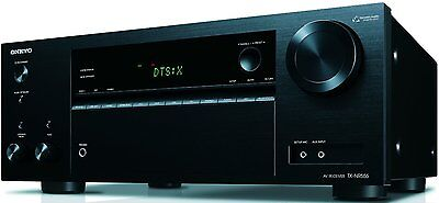 Onkyo-7-2-Channel-Network-A-V-Reciever-w--AccuEQ-Sound-Optimization-TX-NR555
