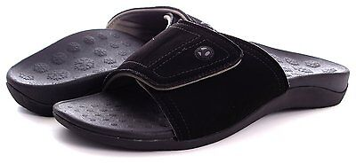Summer Flip Flop Sandals - Comforthotics® Men's Matt Summer Flip Flop Sandal Orthotic Arch Support