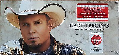 New   Garth Brooks   The Ultimate Collection Exclusive 10 Discs Box Set