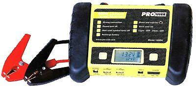 ProUser Powerpack LI600A Lithium Starthilfe Starter USB 600A 12000 mAh 12V 16558 - Hilfe-starter