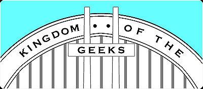 Kingdom of the Geeks