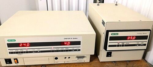 Bio-Rad CHEF DR III Electrophoresis System Power 960BR & Cooling Module 815BR