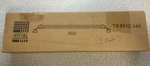 8612140 - Rittal Mounting Bar, 400 mm 1 pack has 4 rails, TS 8612.140