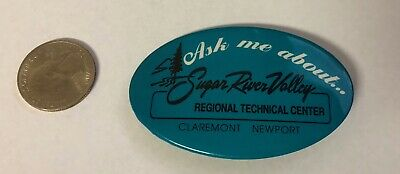 Sugar River Valley Regional Technical Center Claremont Newport Pin (Valley River Center)