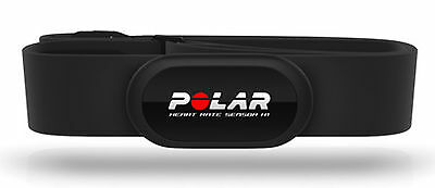 Polar H1 Heart Rate Sensor with M-XXL Black Chest Strap